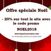Profitez de 20% de réduction sur tout le site jusqu'au 15 janvier. #vingeorgien #noel2018 #vindegeorgie #qvevri #qvevriwine #jarre www.lepontcaucasien.com