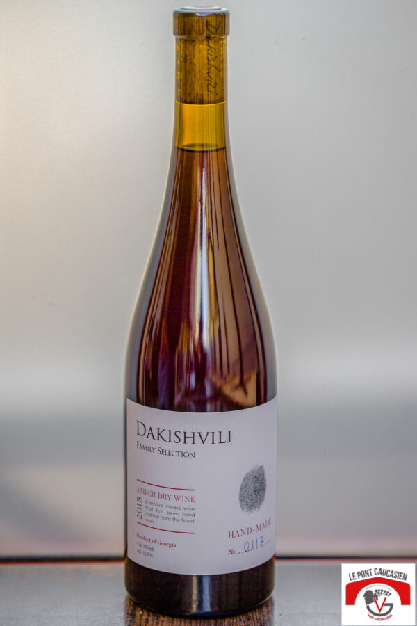 DAKISHVILI AMBRE 2015